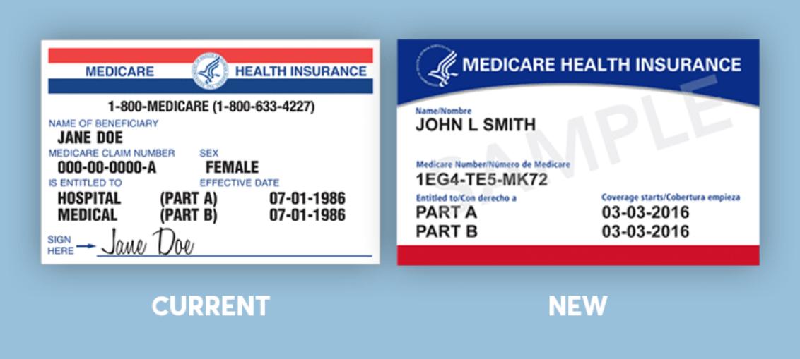 Lo que debe saber sobre las nuevas tarjetas de Medicare