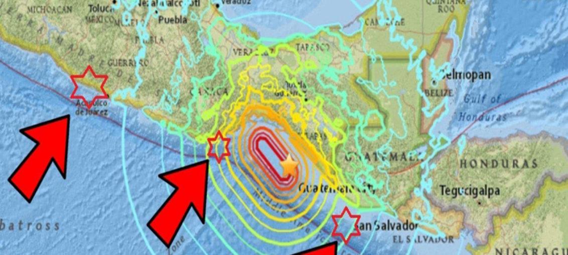 Terremoto de México partió placa tectónica en dos