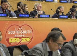 Desarrollo sostenible requiere del ingenio del Sur