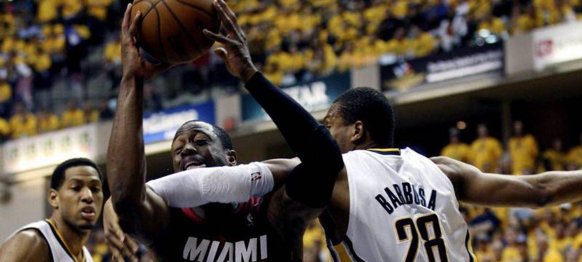 Los Pacers le pasan por encima al Heat