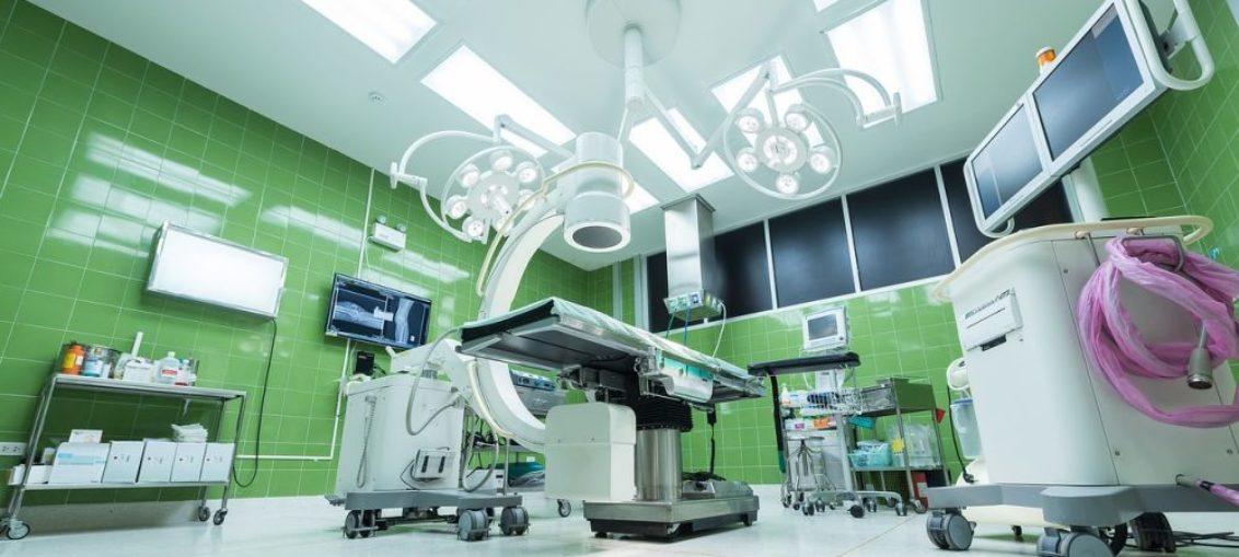 Bacteria tolerante a desinfectantes de los hospitales