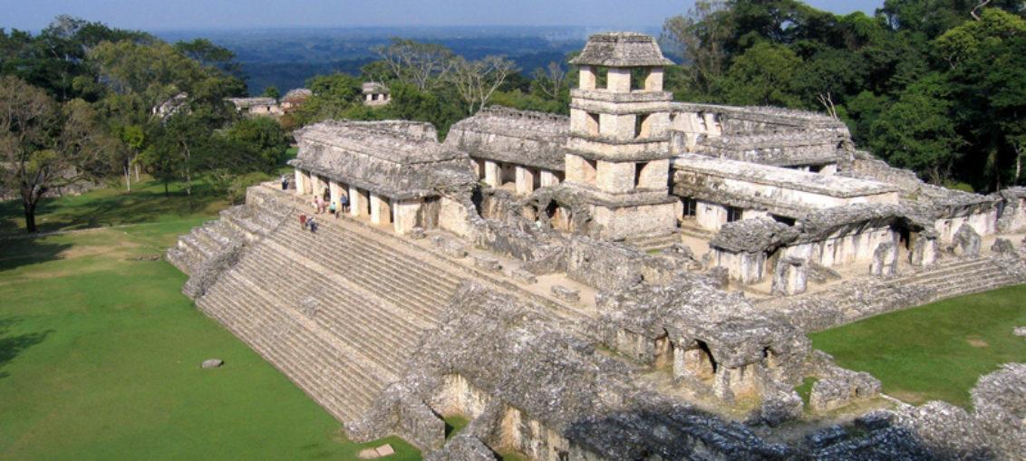 La sequía acabó con la sociedad maya clásica