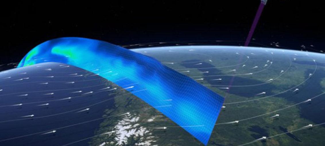 Lanzan Aeolus, el satélite de los vientos