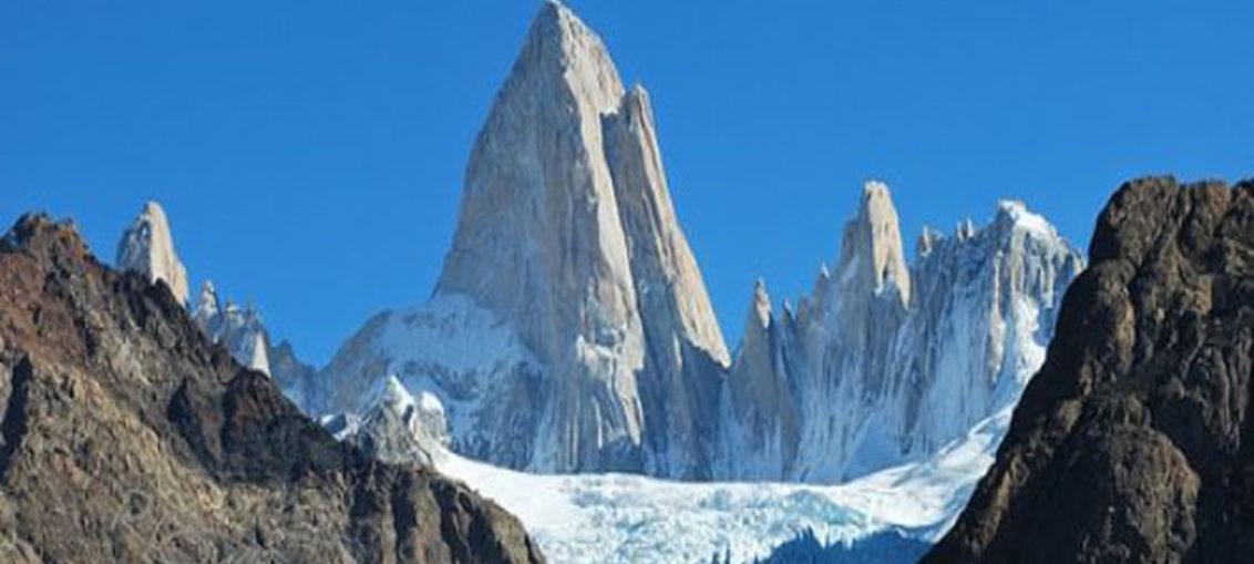 Se derriten los glaciares de la Patagonia