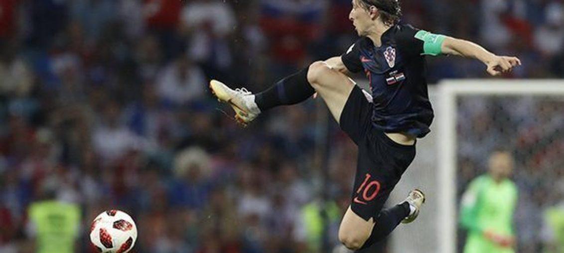 Modric sobrepasa a Cristiano como mejor jugador UEFA