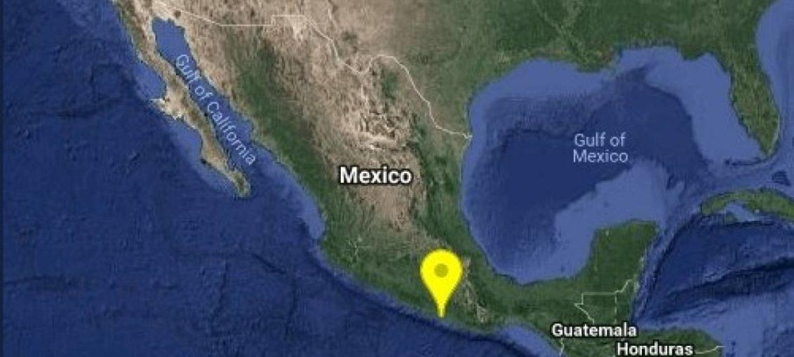 Sismo de 5,2 sacude México