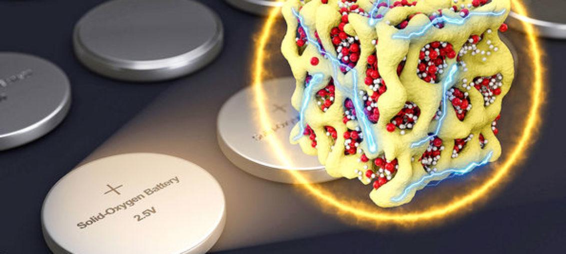 Ampliarán uso de las baterías de litio-oxígeno