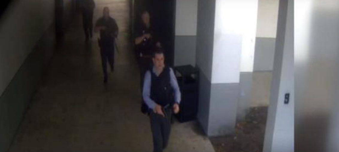 Revelan videos de seguridad del tiroteo de Parkland