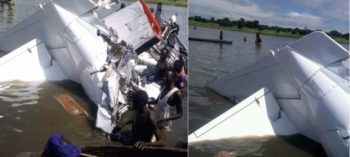 Accidente de avión deja 19 muertos en Sudán del Sur