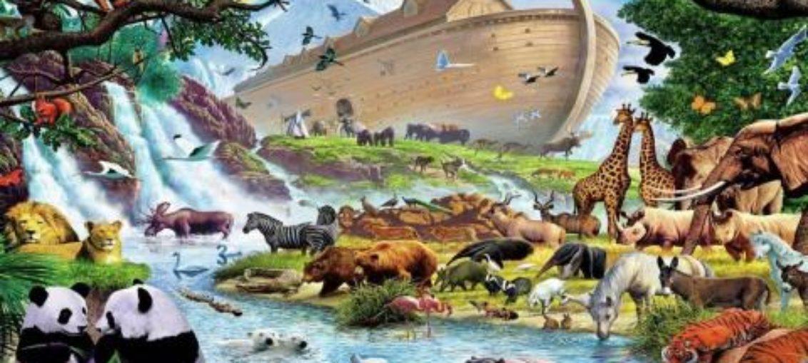Científicos construirán un Arca de Noé