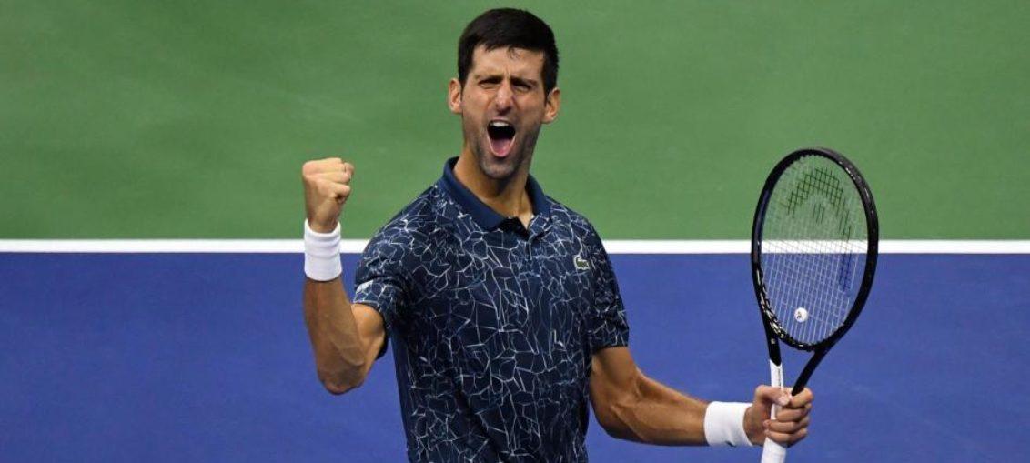 Del Potro-Djokovic en la final del Abierto de EE.UU.