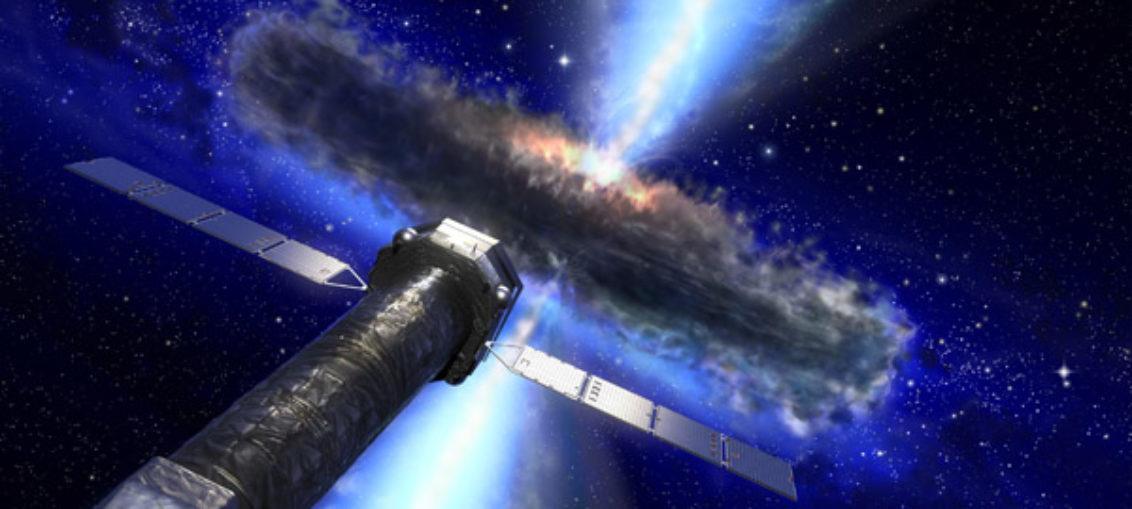 Detectores de radiación para explorar el universo