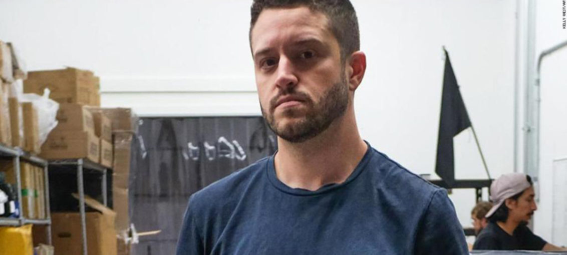 Detenido por agresión sexual creador de arma impresa en 3D