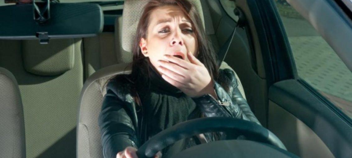 Dispositivo detecta somnolencia al conducir