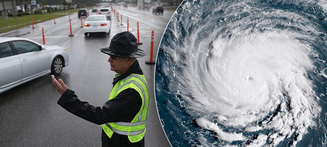 El gran potencial destructivo del huracán Florence