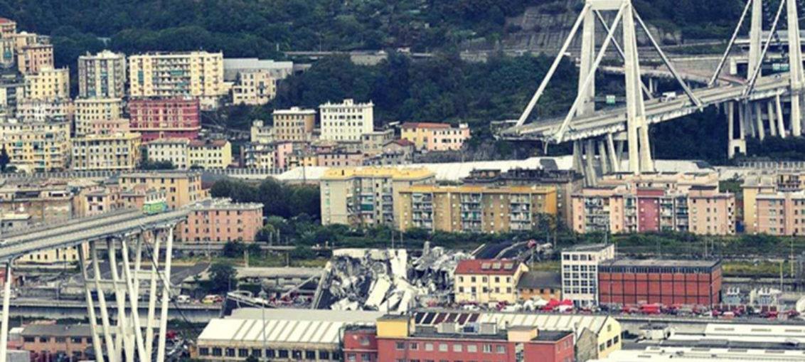 El nuevo proyecto del Puente de Génova