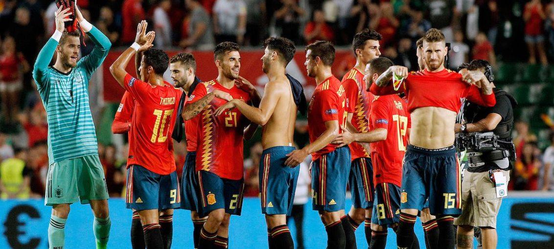 España golea a la subcampeona del mundo