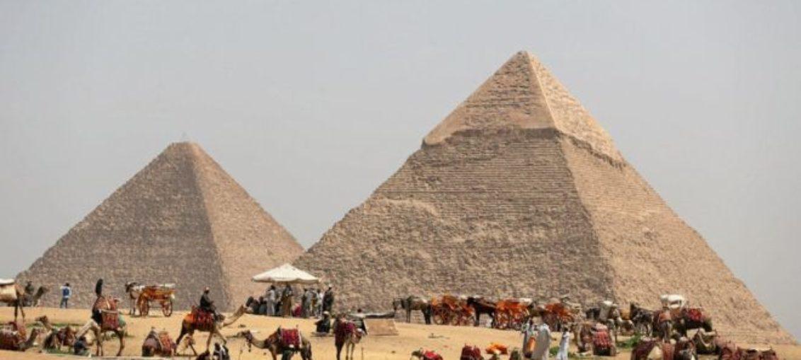 Estudian propiedad electromagnética de Pirámide de Egipto