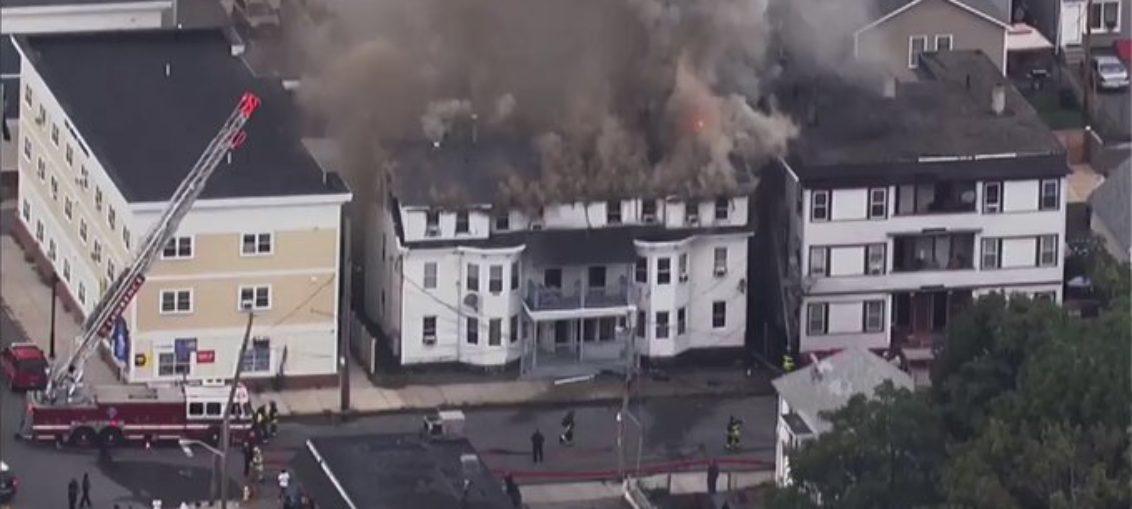 Explosiones de gas en casi 40 casas de Massachusetts