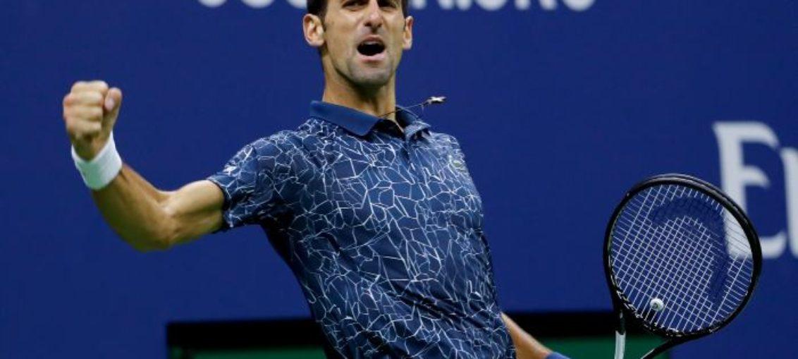 Gana Djokovic el Abierto de Estados Unidos