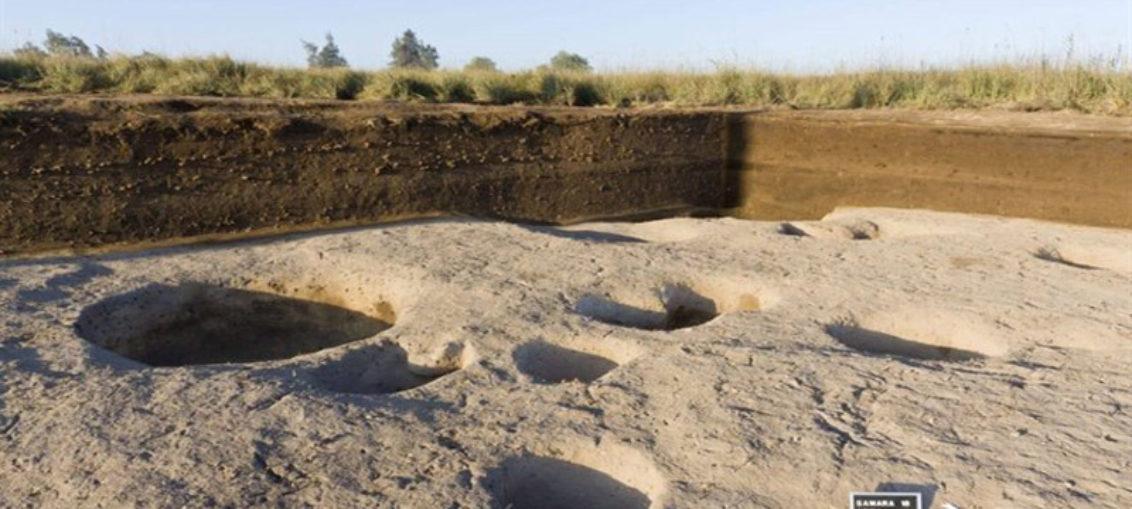Hallan en delta del Nilo pueblo anterior a faraones