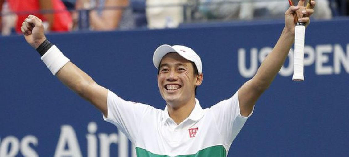 Nishikori se venga de Cilic y vuelve a semifinales