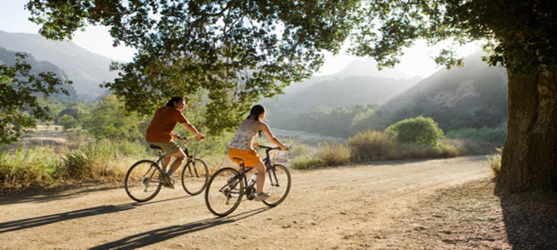 Otros beneficios de la bicicleta para la salud
