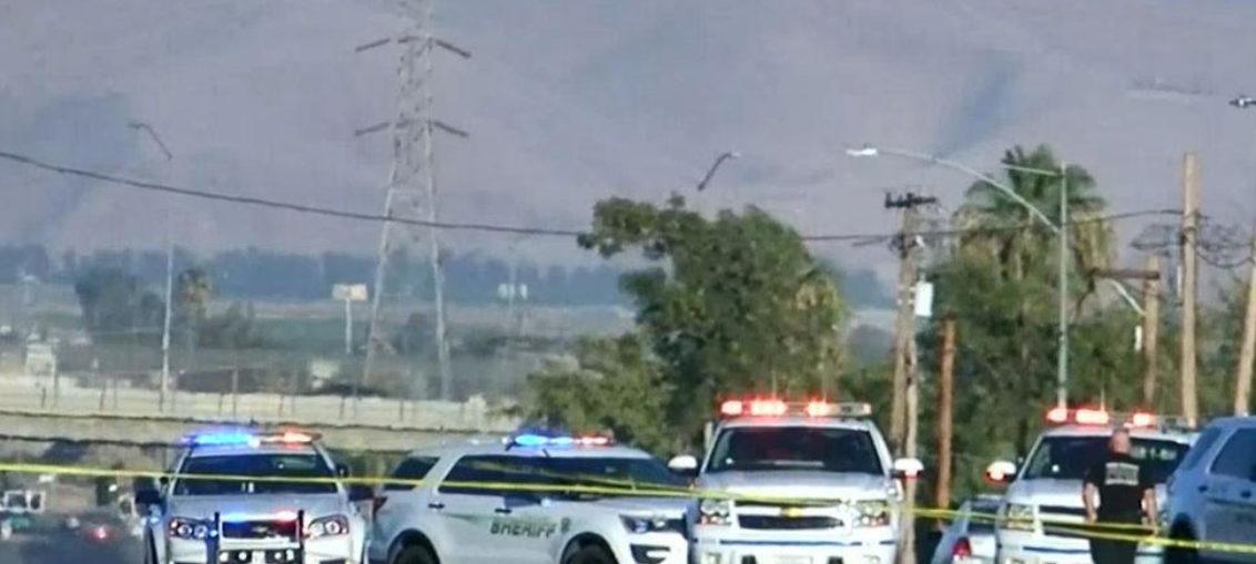Pistolero mata a 5 y se suicida en ataque en California