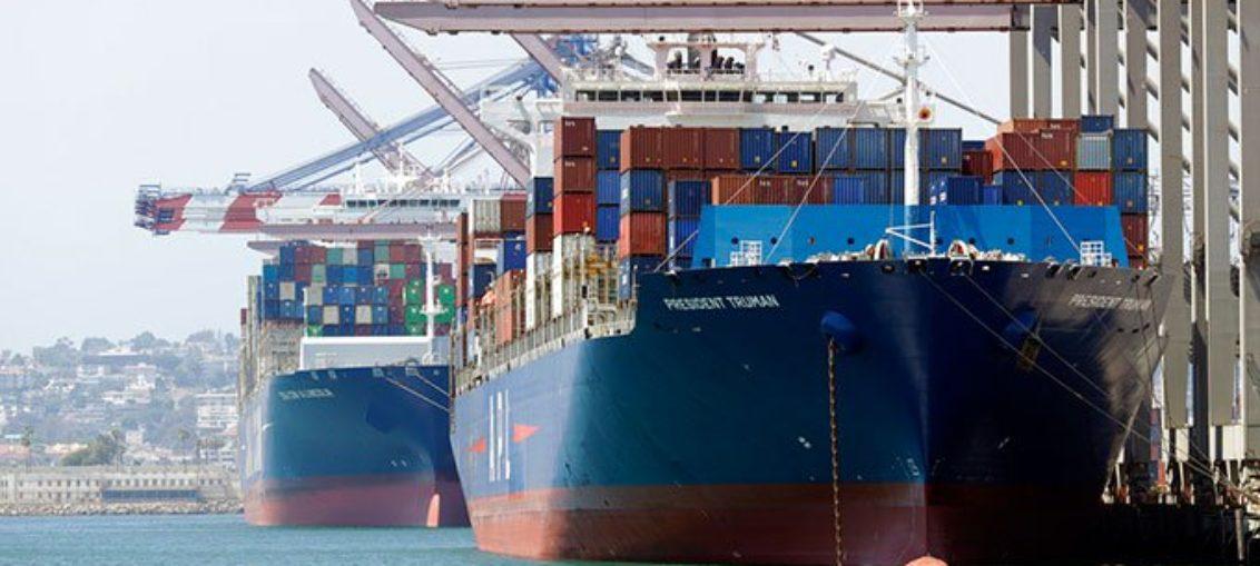 Puertos de EE.UU., víctimas de aranceles de Trump