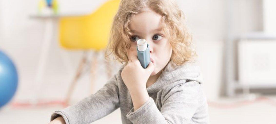 Relación entre crecimiento infantil y salud respiratoria
