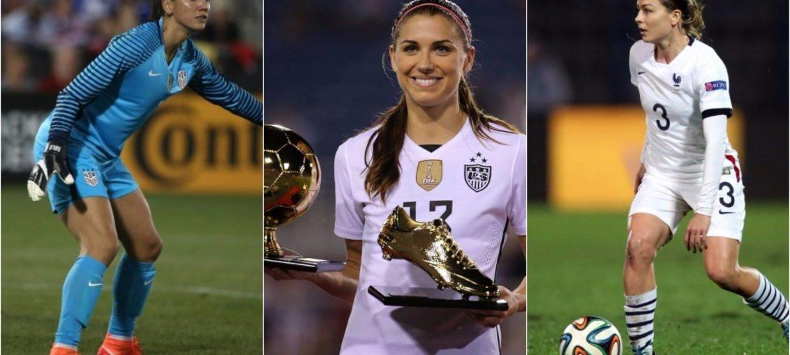 Revista France Football entregará Balón de Oro a mujeres