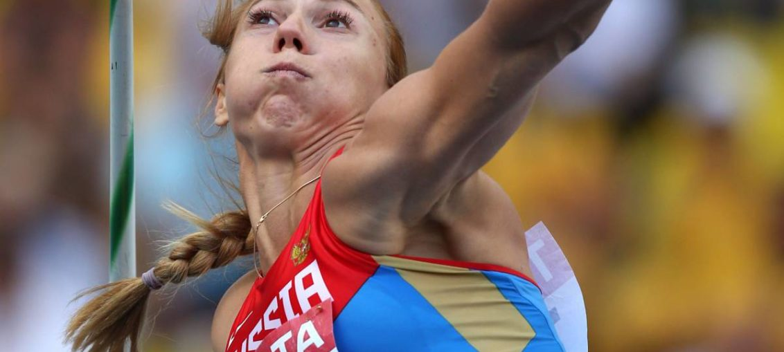 Sancionan por dopaje a campeona mundial Abakúmova