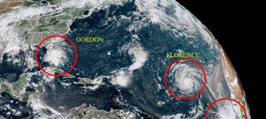 Se activa el Atlántico Tropical