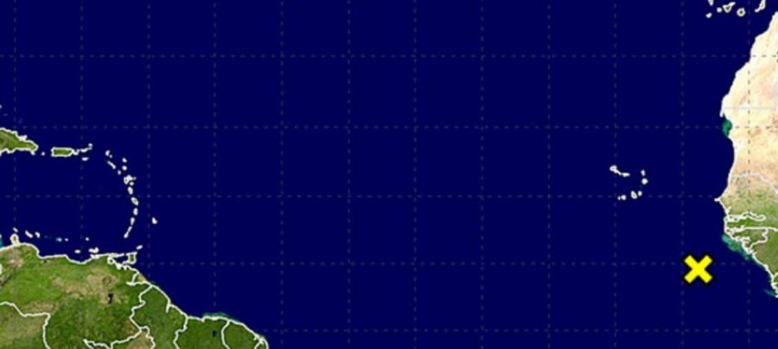 Se forma la tormenta tropical Helene