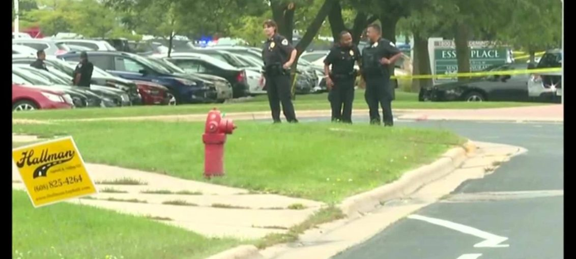 Tres tiroteos en lugares de trabajo en 24 horas