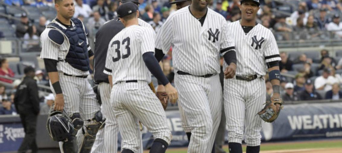 Yankees busca comodín en béisbol de EE.UU. 2