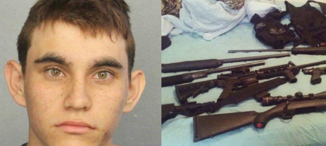 Asesino de Parkland dice que abusaban de él en la secundaria