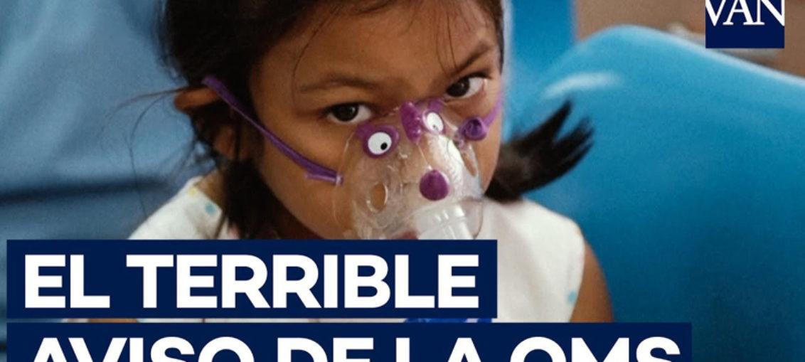 Contaminación del aire mata a 600.000 niños cada año
