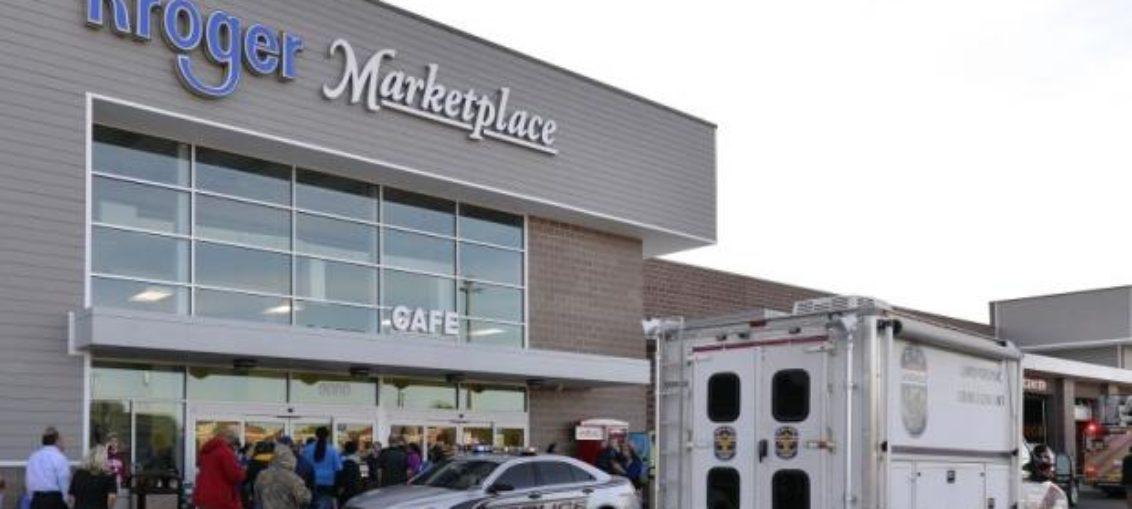 Dos muertos por tiroteo en supermercado de Kentucky