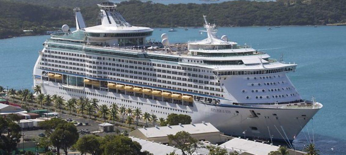 Falso agente de ICE en un crucero al Caribe