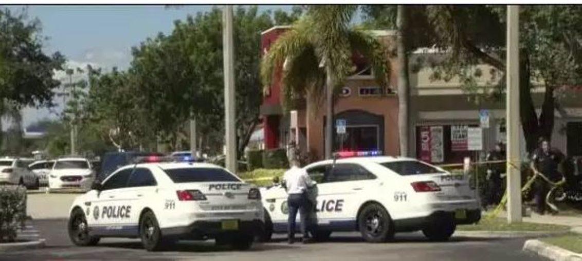 Homicidio suicidio en restaurante de comida rápida