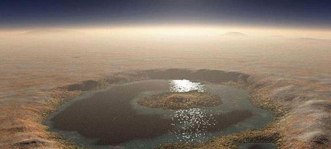 Lo que implica hallar agua en Marte