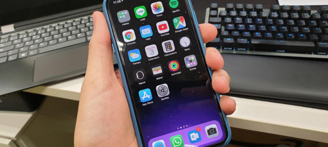 Modelos iPhone XS tienen problema en la cámara, admite Apple