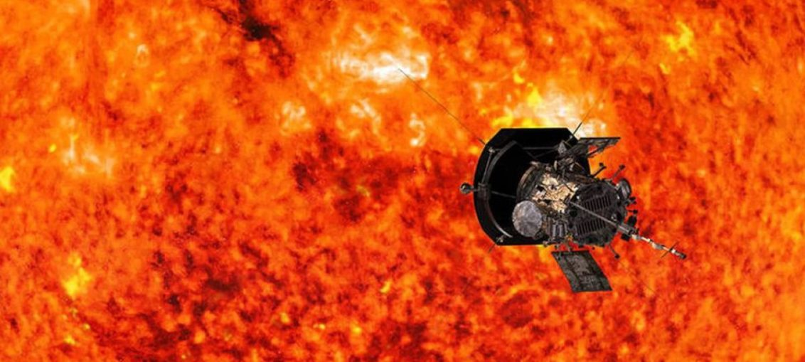 Nave Parker Solar Probe bate récord de aproximación al Sol