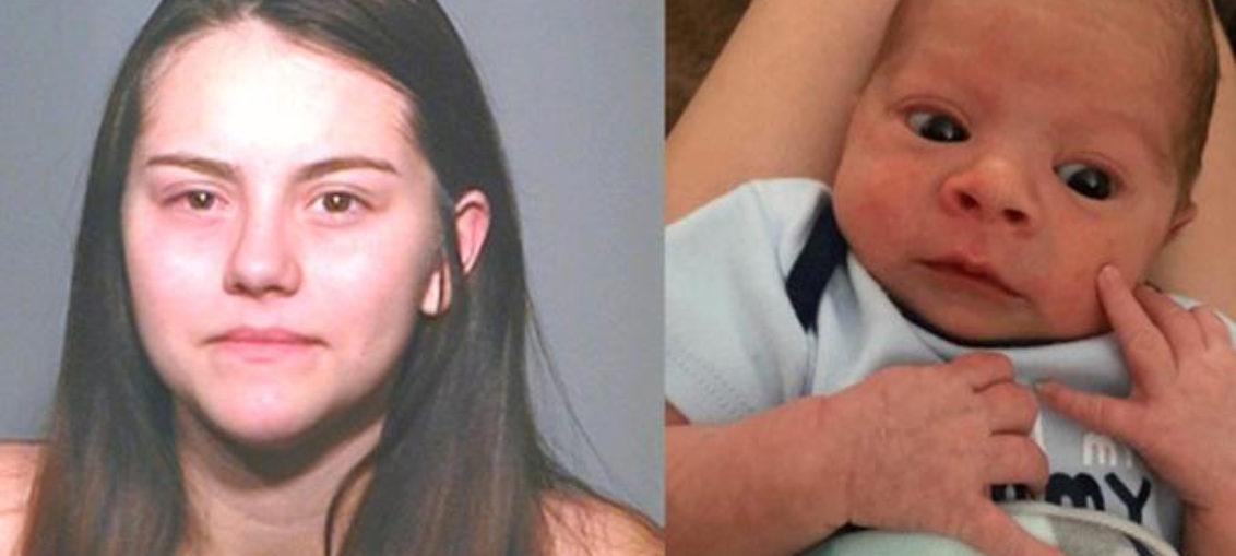 Asesinó a su propio bebé, pero fingió un secuestro
