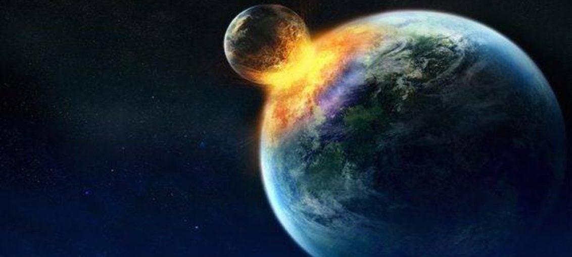 ¿Surgió la Luna al chocar la Tierra con planeta similar?