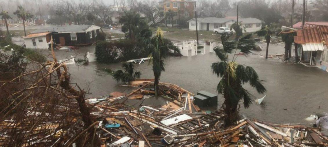 Tormenta Michael devastó noroeste de Florida