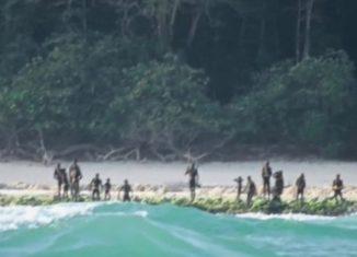 Único sobreviviente de contacto con tribu que mata a visitantes