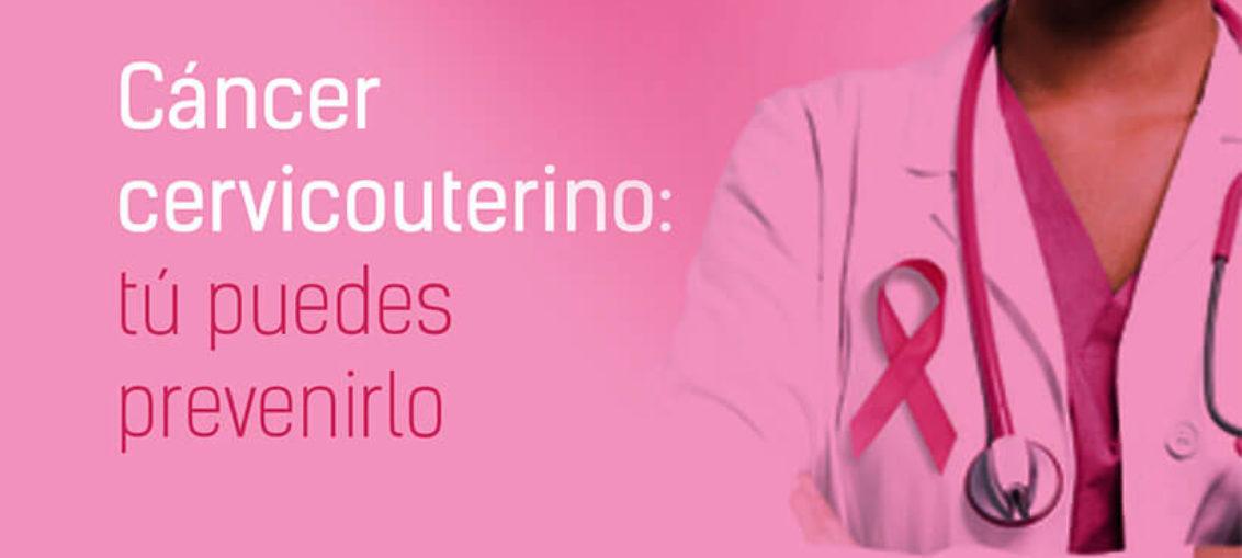 """""""Que nada te detenga"""", campaña contra el cáncer cervicouterino"""