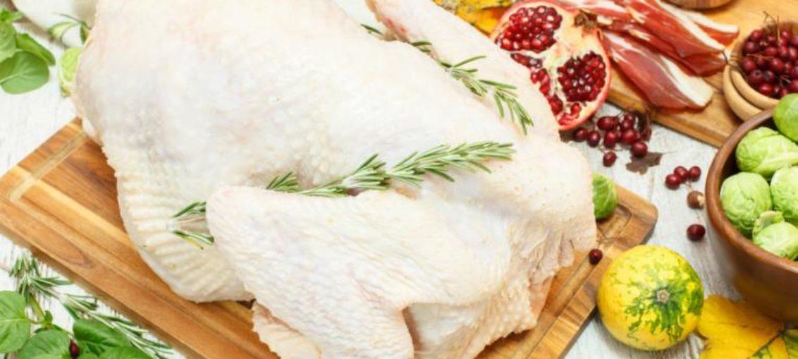 Advierten sobre brote de Salmonella en productos de pavo